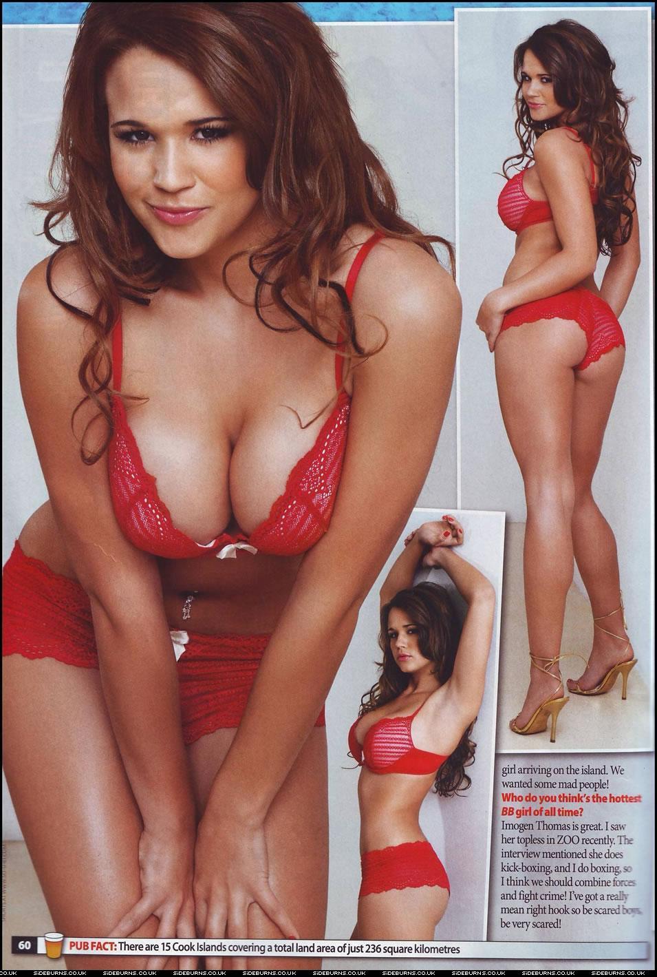 Naomi millbank smith black bikini