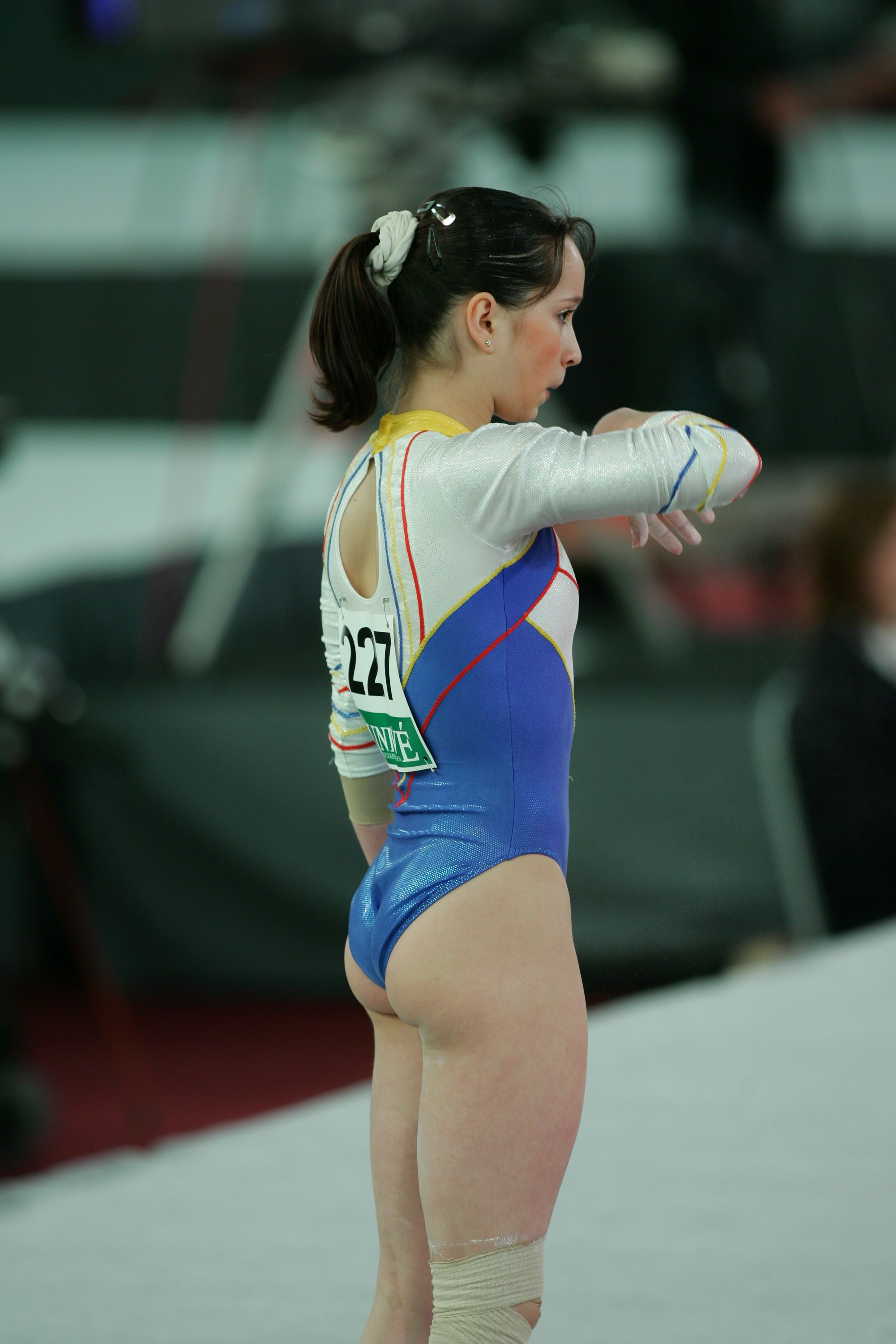 Opinion, the gymnastics wedgie ass sexy butt for explanation