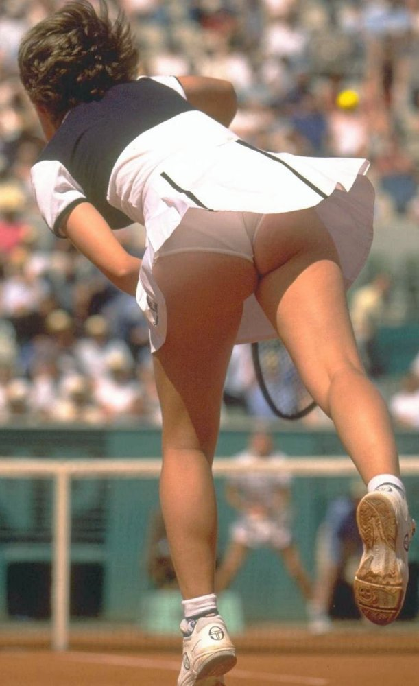 Values and marion bartoli upskirt deal