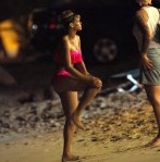 Rihanna_on_the_beach_in_Barbados_001