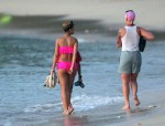 Rihanna_on_the_beach_in_Barbados_002