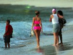 Rihanna_on_the_beach_in_Barbados_007